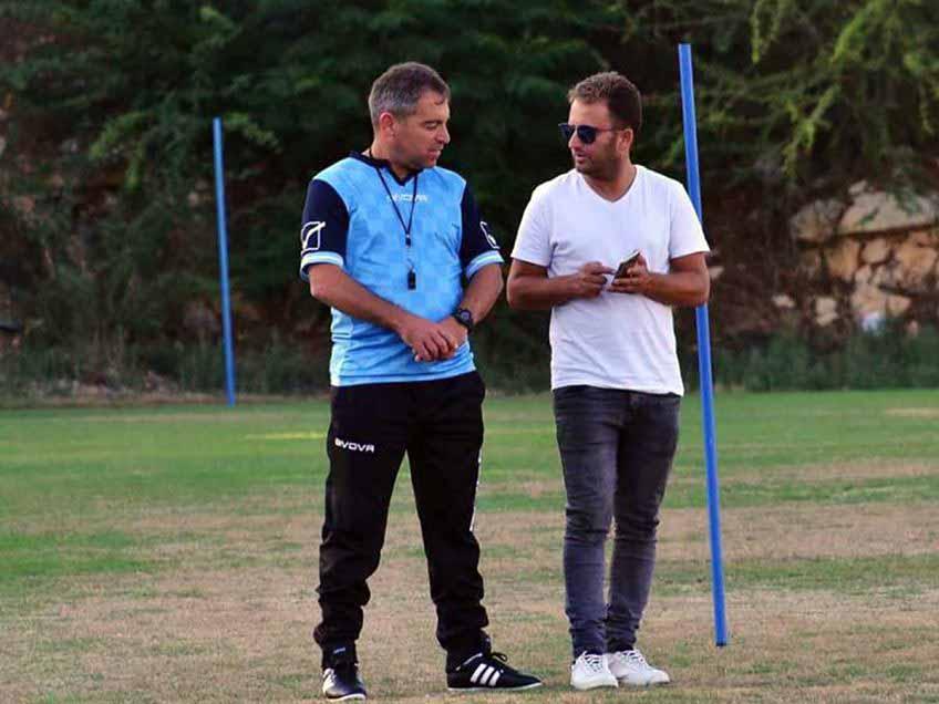 """רועי כהן: """"עפולה תנצח אתכפר-סבא ואנחנו עוד נעלה לליגת העל"""""""