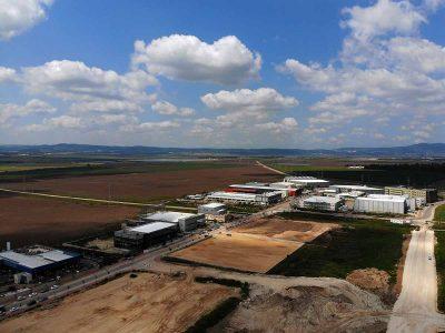 """אזה""""ת שגיא 2000 מתרחב: יוקמו עוד 24 מפעלים"""