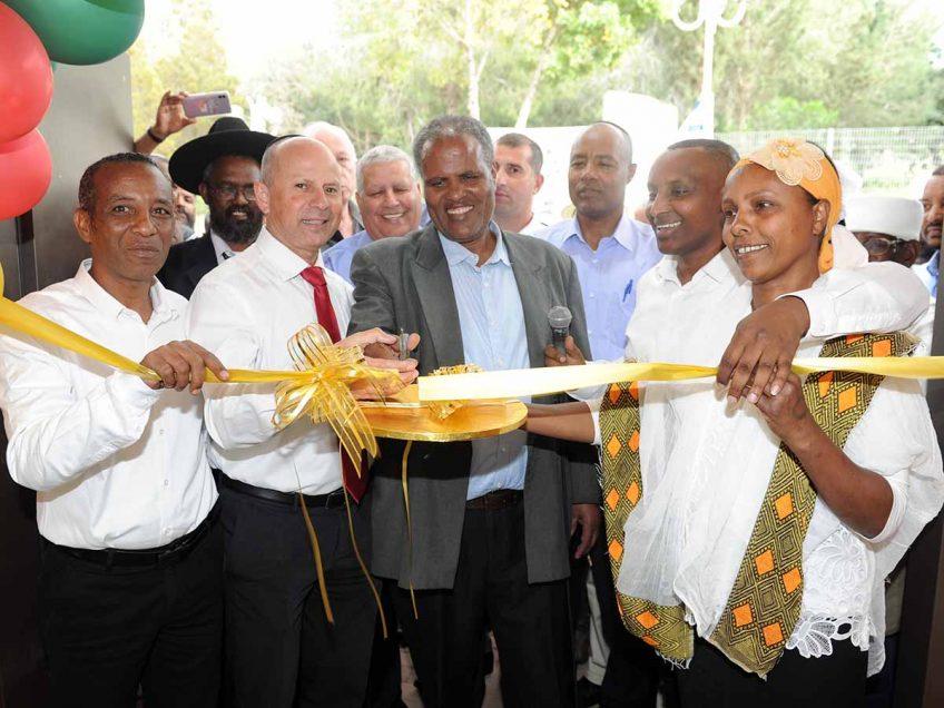 עפולה: העדה האתיופית בעפולה מתחדשת במרכז מורשת
