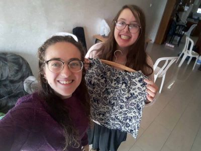 יוזמה מרגשת: בגדים לפסח בשקל