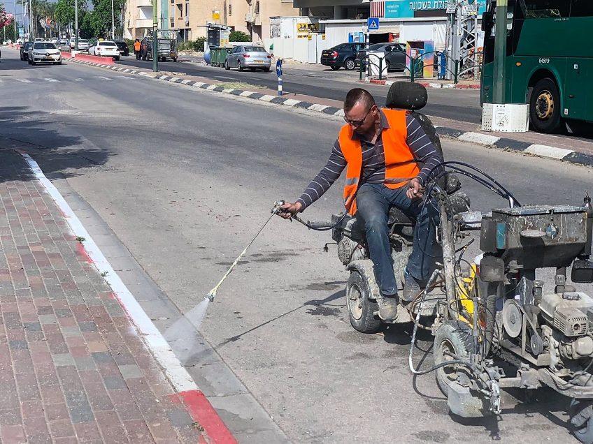 עפולה: העירייה תכשיר עשרות מקומות חנייה נוספים