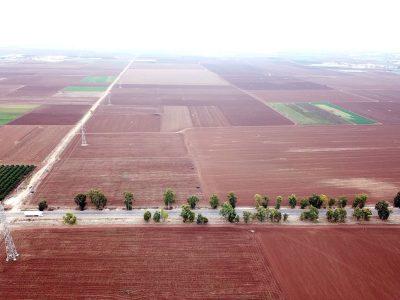השדה הסולארי הפרטי הגדול בישראל יוקם בגלבוע