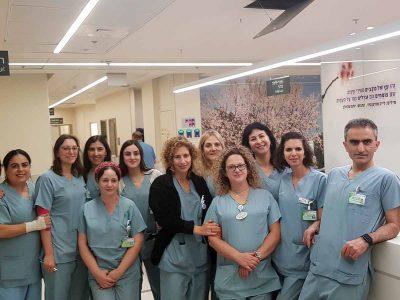 בשעה טובה: חדרי לידה ומחלקות יולדות ותינוקות חדשים נולדו במרכז הרפואי העמק
