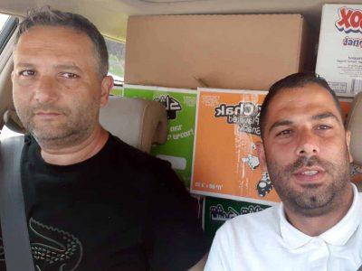 מעפולה באהבה: תושבי העיר העבירו דברי מתיקה לחיילים ותושבים בדרום