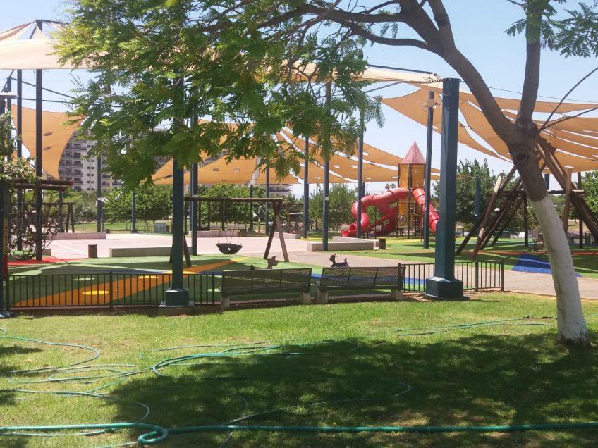 """עפולה: ביה""""מ החליט – הפארק העירוני ייפתח לכולם"""