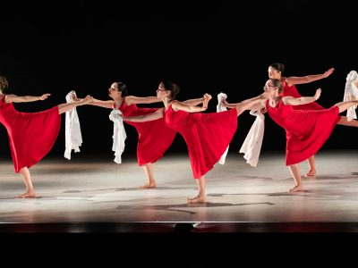 עמק יזרעאל: נולדו לרקוד