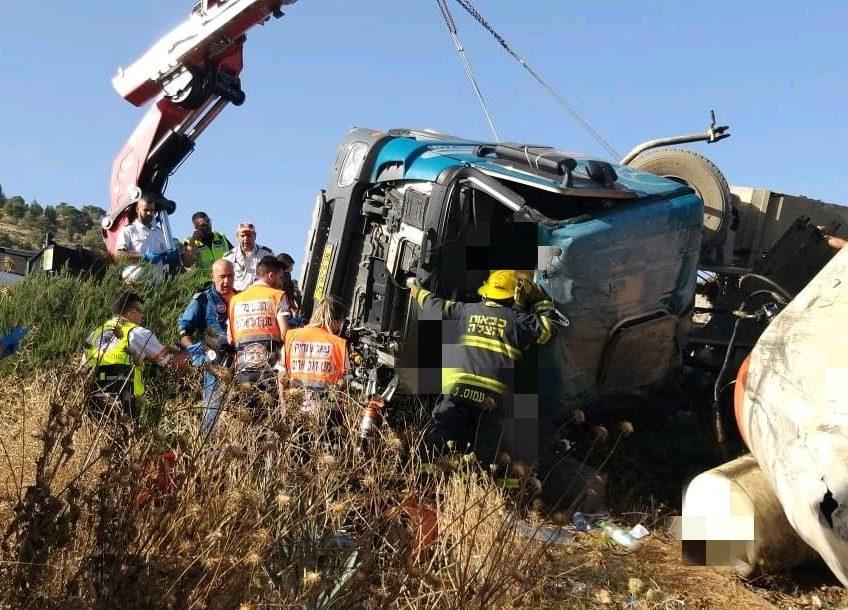 2 תאונות קשות עם הרוגה ופצועים באזור העמק