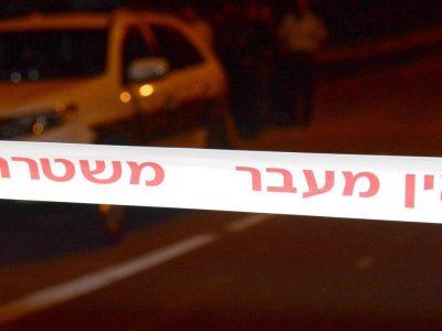 ירי מרכב במרכז עפולה: שני פצועים פונו להעמק
