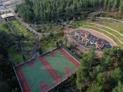 מגדל העמק: פארק בתוך יער