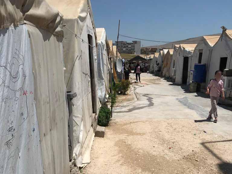 מחנה פליטים שערייה