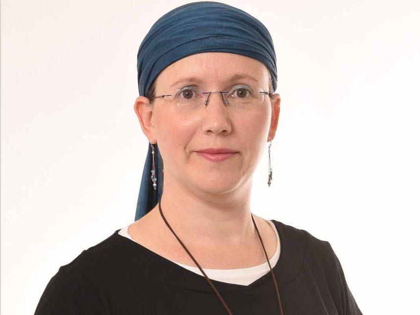 עפולה: נגה בן אילוז נבחרה לתפקיד מנהלת תחום על-יסודי