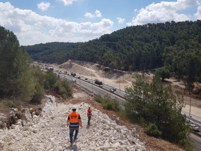 לידיעת הנהגים: שינויים בכביש שש ו-70 באזור