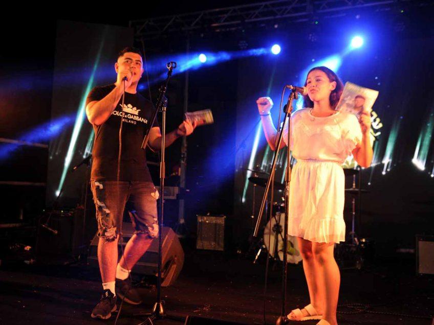מטרת הקיץ הושגה: בני נוער בעפולה הפיקו אלבום