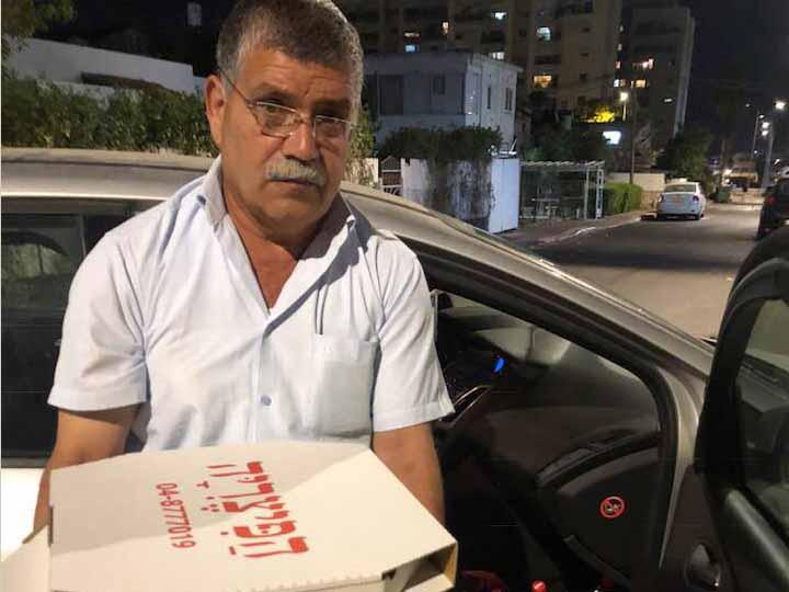 עשרות מגשי פיצה חולקו לאוכלוסיות מוחלשות בעפולה