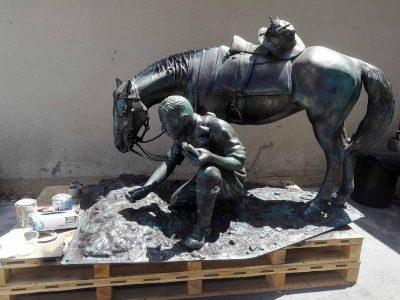תיקון עוול היסטורי: אנדרטה ייחודית תיחנך בתחנת הרכבת ההיסטורית 'צמח'