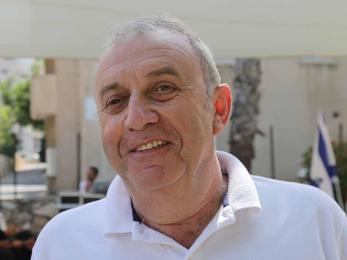 """ד""""ר בוריס יודיס, חבר מועצת העיר עפולה"""