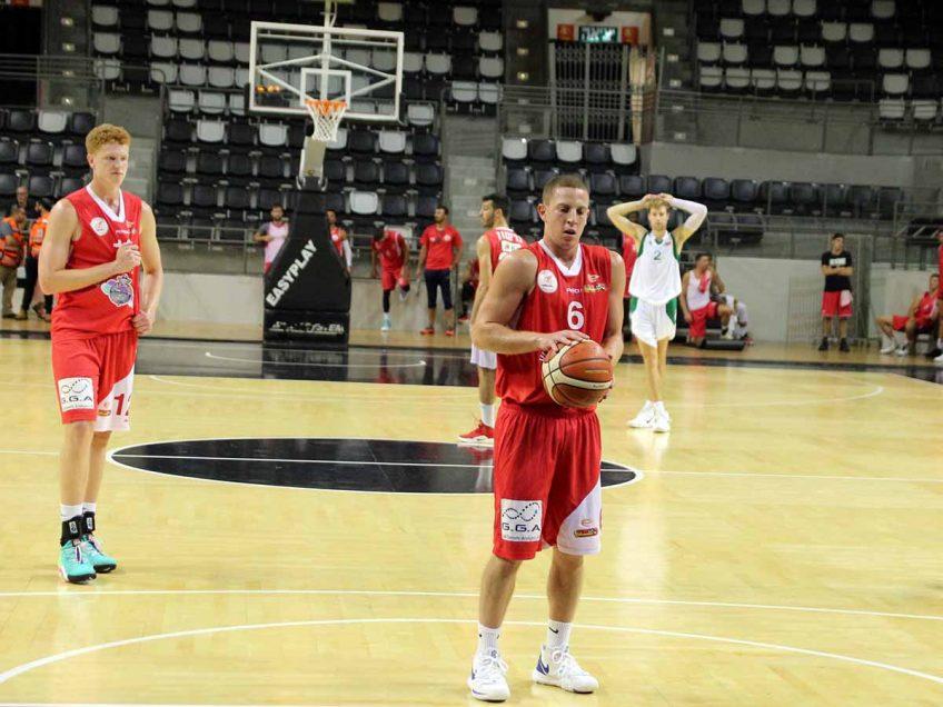 גלבוע/גליל-מכבי חיפה במשחק הכנה: 92:90 לחבורה הצעירה של ליובין