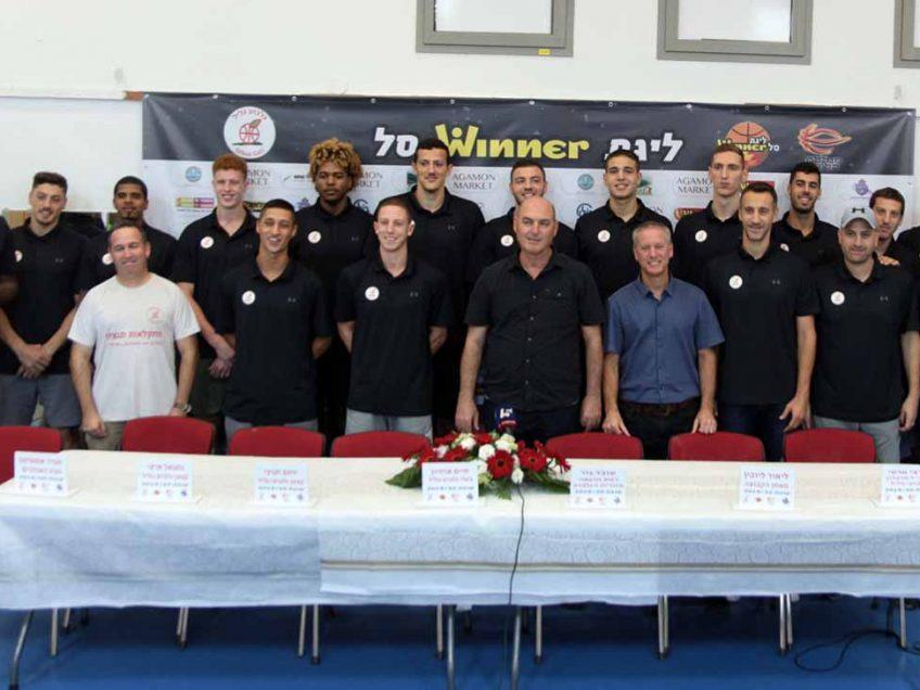 גלבוע/גליל: הקבוצה ערכה מסיבת עיתונאים חגיגית לקראת פתיחת העונה