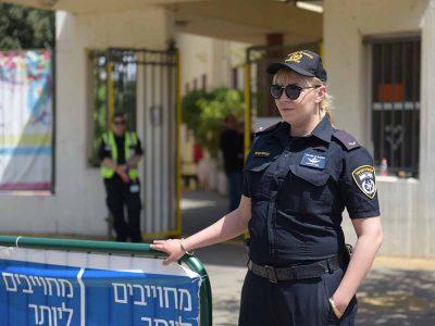 בחירות 2019 סיבוב שני: משטרת ישראל השלימה היערכותה, הכל מוכן לפתק שלכם