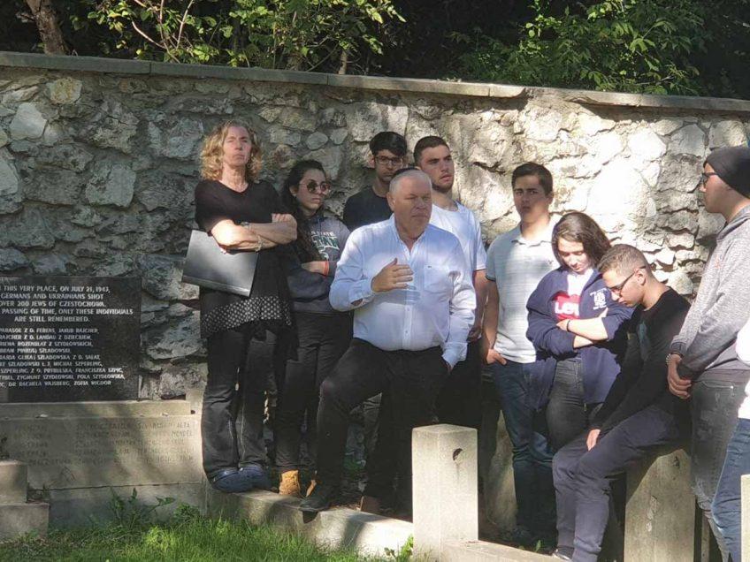 חוזרים הביתה: משלחת של 115 תלמידים מנוף הגליל חזרה השבוע מהמסע לפולין