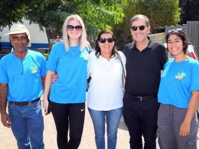 """פרויקט קק""""ל למען הקהילה חזר לקראת ראש השנה בעפולה"""