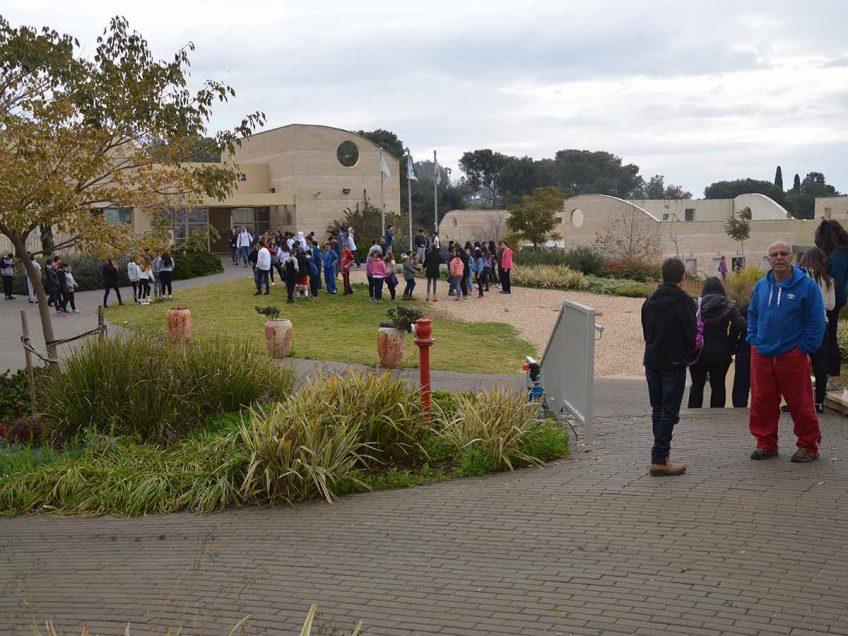 הרב תחומי עמל עמק חרוד – בין בתי הספר המצטיינים בישראל