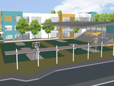 """עפולה: הונחה אבן הפינה להקמת בית ספר חדש ע""""ש אלון יזרעאל"""