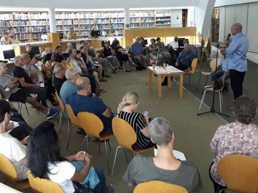 עפולה: השכונות החדשות מצטרפות לאגודה לתרבות הדיור