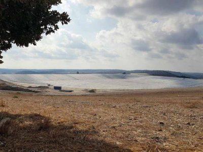 מגידו: בשורה גדולה לחקלאים! בקרוב פתרון לבעיית מחסור המים ביישובי ההר