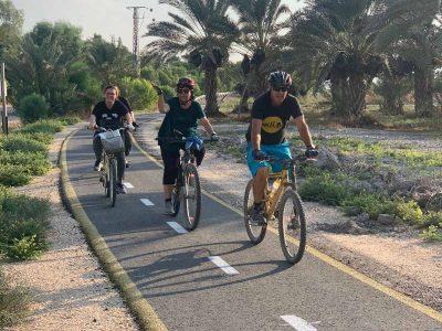 לאן השבת? לדווש עם כל המשפחה בשביל האופניים החדש בין כפר רופין למעוז חיים