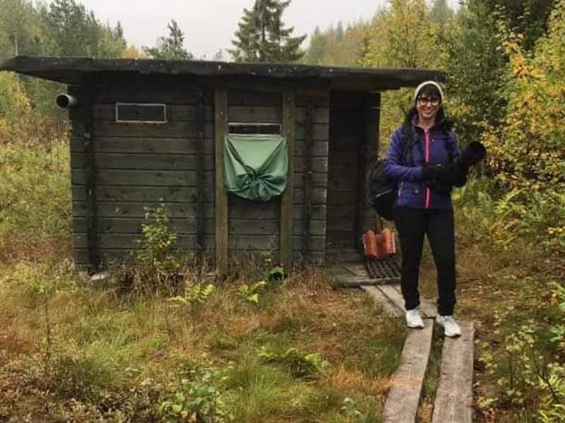 מחוברת לטבע: מרלן נוי במסע האחרון