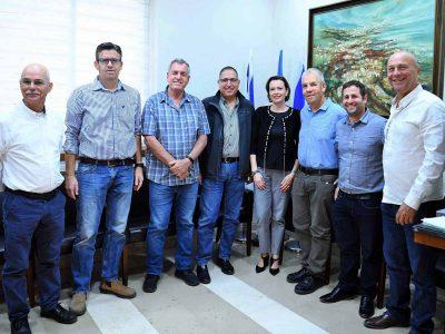 """נתב""""ג 2 בעמק: איחוד כוחות להקמת שדה התעופה הבינ""""ל בחיפה"""