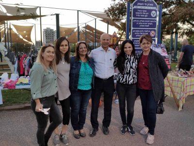 """""""עפולה הירוקה"""": פסטיבל אקולוגי ראשון בעיר"""