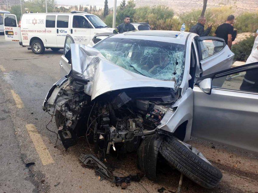 נוף הגליל: הרוגה בתאונה עצמית