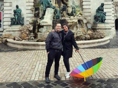 בין גולש לקיורטוש: הטיול של אפרת ואיציק בבודפשט