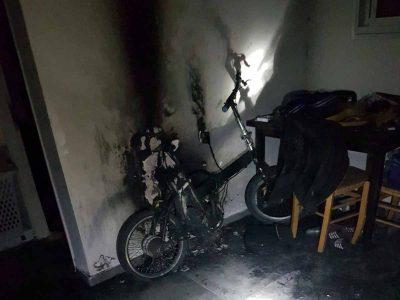 דליקות בעמק- סיכום אירועי הלילה: שריפה בגבעת המורה, נצרת ושפרעם