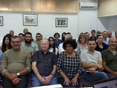 מכללת נצרת עילית יזרעאל: יום היערכות למרצים פתיחת שנת הלימודים