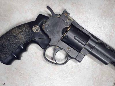 בית שאן: נתפס עם אקדח מחוץ לביתו