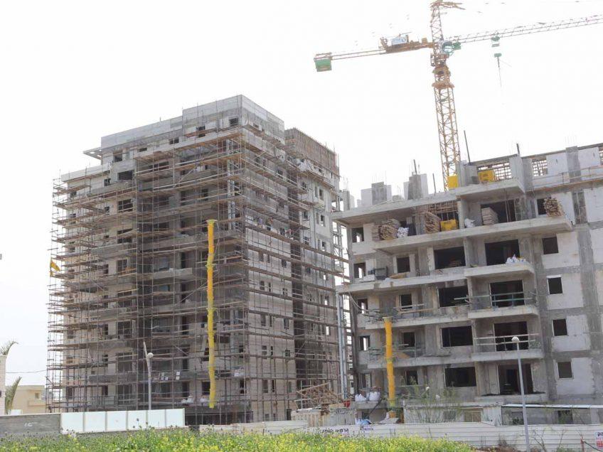מחוז הצפון: 67% מהתחלות הבנייה ב- 2019 הם צמודי קרקע