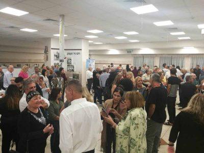 בניחוח נוסטלגי: המפגש השנתי של ארגון 'בוגרי ויצו' נערך בניר העמק