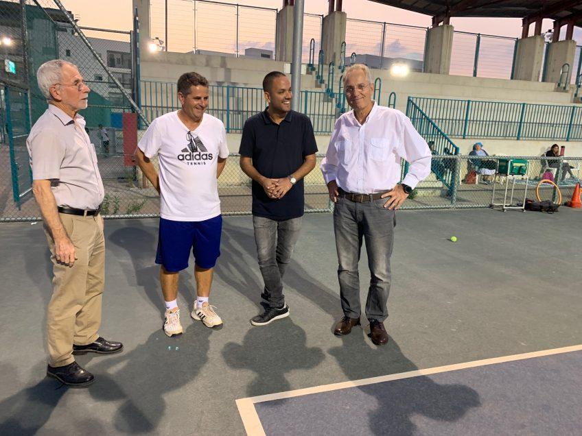 """לראשונה בהיסטוריה: עפולה תארח טורניר טניס בינ""""ל עם פרסים בסך 25,000 דולר"""