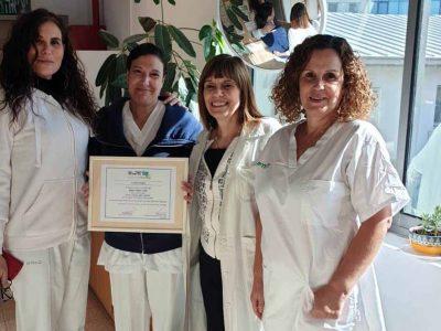 כבוד: פרס למרכז הרפואי העמק על מודל חדשני למניעת זיהומים