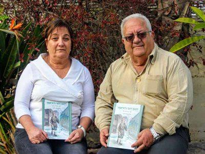 מרגש: ראובן יוקלר ואחותו הניצחו את הוריהם בספר ילדים