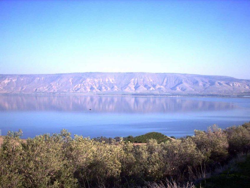 מפלס הכינרת: בעשירייה המובילה של החיפושים הנפוצים בגוגל ישראל