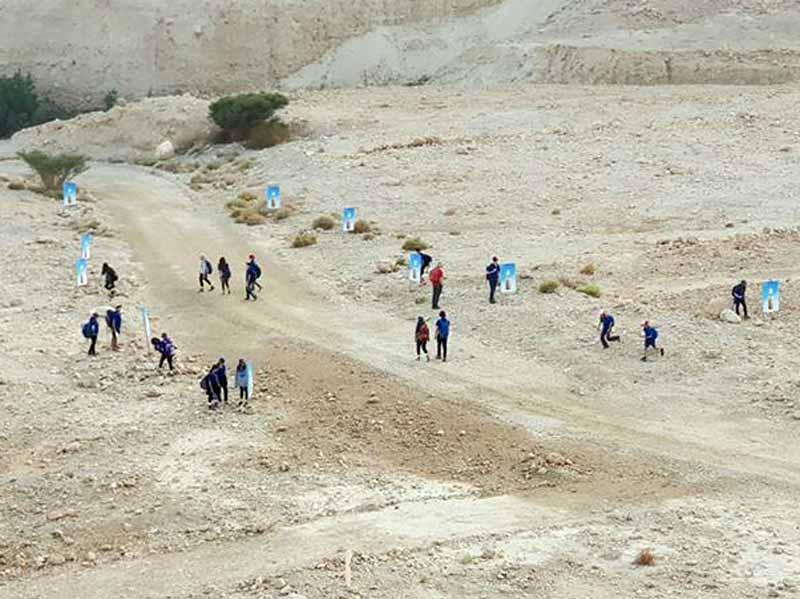 עמק יזרעאל: טיולי מחלקת הנוער בסימן ציון האסון בנחל צפית