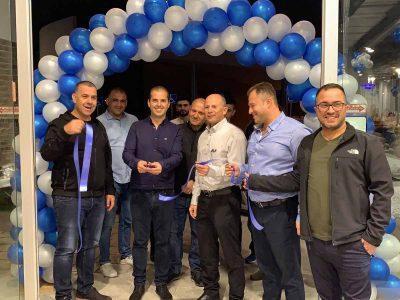 """בהשקעה של מיליון ש""""ח: אירופלקס פתחה חנות חדשהבמתחם רכבת צפון בעפולה"""