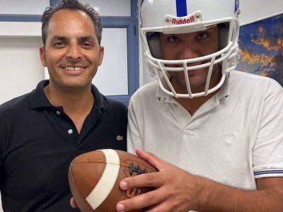 טאצ'דאון: חדש בעפולה – פוטבול אמריקאי