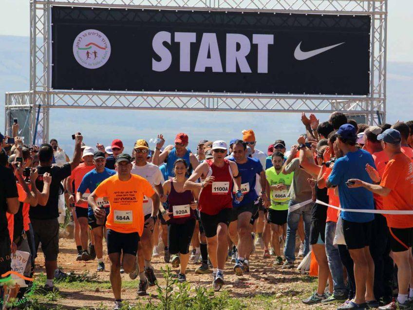 עמק יזרעאל: מרוץ השליחים החברתי 'הר לעמק'- 2020 יוצא לדרך!