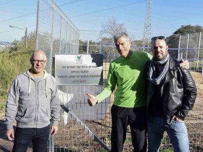 עמק יזרעאל: מגרש כדורעף חופים חדש נחנך השבוע בתמרת