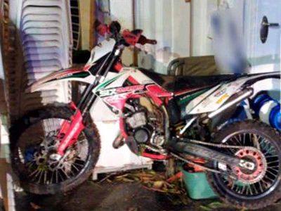 עמק יזרעאל: נעצרו בחשד לגניבת אופנועים
